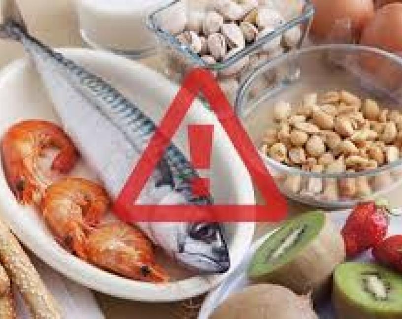 Alertas alimentarias en productos de origen vegetal, un 37% más en 2017
