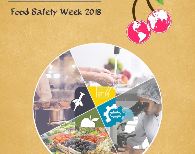 Semana de la inocuidad de los alimentos 2018