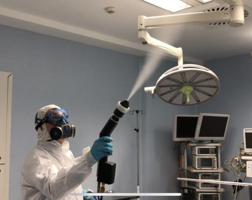 Salut recomana intensificar les desinfeccions periòdiques en espais concorreguts