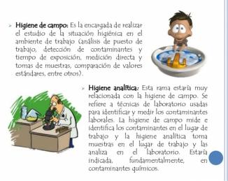 Definición de Higiene Analítica
