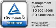 ISO 9001 / 14001